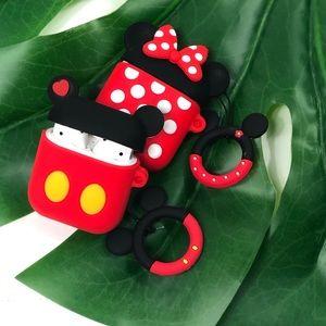 Disney Mickey Minnie AirPod case cover